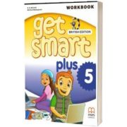 Get Smart Plus 5 Workbook + CD-ROM British Edition, Marileni Malkogianni, MM PUBLICATIONS