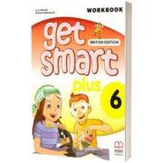 Get Smart Plus 6 Workbook + CD-ROM British Edition, Marileni Malkogianni, MM PUBLICATIONS