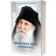 Gheronda Iosif Vatopedinul, un suras din vesnicie, Efrem Vatopedinul, BONIFACIU