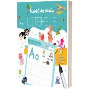 Invat sa scriu literele, DIDACTICA PUBLISHING HOUSE