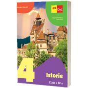 Istorie, manual pentru clasa a IV-a 2021, Cleopatra Mihailescu, ART GRUP EDUCATIONAL