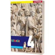 Istorie, manual pentru clasa a IV-a 2021, Irina Ema Savuta, LITERA