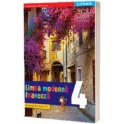 Limba moderna Engleza, manual pentru clasa a IV-a, Hugues Denisot, LITERA