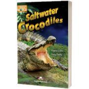 Literatura CLIL Saltwater Crocodiles Pachetul profesorului (TB + cross-platform APP. + CD-ROM)