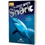 Literatura CLIL The Great White Shark reader cu cross-platform APP.