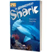 Literatura CLIL The Hammerhead Shark reader cu cross-platform APP.