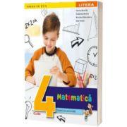 Matematica. Caiet de activitati, clasa a IV-a