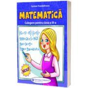 Matematica, culegere pentru clasa a III-a, Carmen Trandafirescu, Carminis
