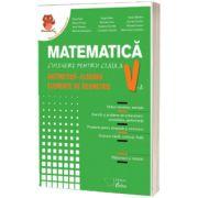 Matematica - culegere pentru clasa a V-a