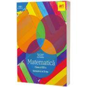 Matematica pentru clasa a VIII-a, semestrul II, Marius Perianu, ART GRUP EDUCATIONAL