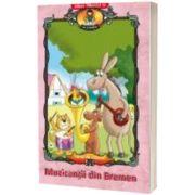 Muzicantii din Bremen. Carte de colorat, Serban Andreescu, PARALELA 45