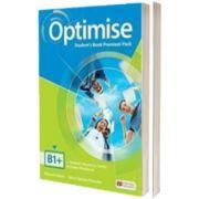 Optimise B1 Students Book Premium Pack