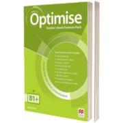Optimise B1 Teachers Book Premium Pack