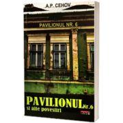 Pavilionul nr. 6 si alte povestiri, A. P Cehov, ANTET