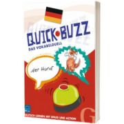 Quick Buzz. Das Vokabelduell. Deutsch Sprachspiel A1+