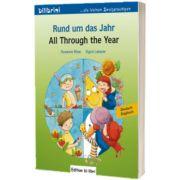 Rund um das Jahr Kinderbuch Deutsch-Englisch All Through the Year, Susanne Bose, HUEBER