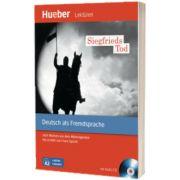 Siegfrieds Tod Leseheft mit Audio-CD, Franz Specht, HUEBER