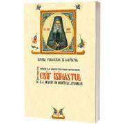 Slujba, Paraclisul si Acatistul Sfantului Iosif Isihastul, BONIFACIU