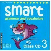 Smart 3 grammar and vocabulary - Class CD, H. Q. Mitchell, MM PUBLICATIONS