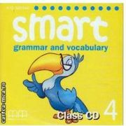Smart 4 - Grammar and vocabulary Class CD