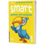 Smart 4 - grammar and vocabulary student's book, H. Q. Mitchell, MM PUBLICATIONS