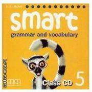 Smart 5 grammar and vocabulary - Class CD, H. Q. Mitchell, MM PUBLICATIONS