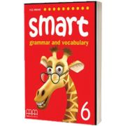 Smart 6 - grammar and vocabulary Student's book, H. Q. Mitchell, MM PUBLICATIONS