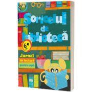 Soricelul de biblioteca. Jurnal de lectura pentru copii, Potter Style, Paralela 45