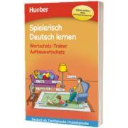 Spielerisch Deutsch Lernen. Wortschatz Trainer. Aufbauwortschatz, Marion Techmer, HUEBER