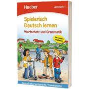 Spielerisch Deutsch lernen. Wortschatz und Grammatik. Lernstufe 1 Buch