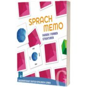 Sprachmemo Deutsch. Farben, Formen, Strukturen Sprachspiel A1