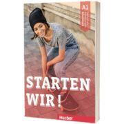 Starten wir! A1 Arbeitsbuch, Rolf Bruseke, HUEBER