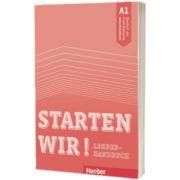 Starten wir! A1 Lehrerhandbuch, Sinem Scheuerer, HUEBER