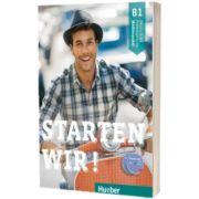 Starten wir! B1 Medienpaket, Rolf Bruseke, HUEBER