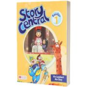 Story Central Level 1 Student Book plus eBook Pack