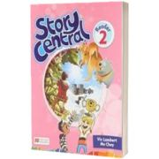 Story Central Level 2 Student Book plus eBook Pack