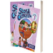 Story Central Level 3 Student Book plus eBook Pack