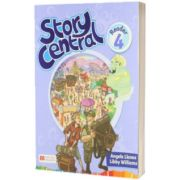 Story Central Level 4 Student Book plus eBook Pack