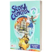 Story Central Level 6 Student Book plus eBook Pack