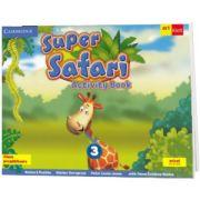Super Safari, level III. Activity Book, Herbert Puchta, ART GRUP EDUCATIONAL