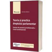 Teoria si practica dreptului parlamentar, Cristian Ionescu, HAMAGIU