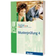 TestDaF Musterprufung 4. Heft mit Audio-CD Test Deutsch als Fremdsprache, HUEBER