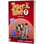 Tiger Time Level 1 Student Book plus eBook Pack