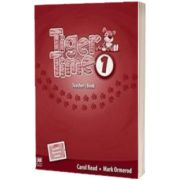 Tiger Time Level 1 Teachers Book plus eBook Pack