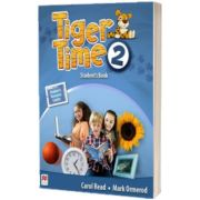 Tiger Time Level 2 Student Book plus eBook Pack