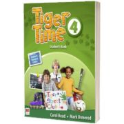 Tiger Time Level 4 Student Book plus eBook Pack