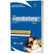 Vocabulary Files A1. Teachers book