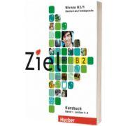 Ziel B2. Band 1 Paket Kursbuch und Arbeitsbuch mit Lerner-CD-ROM, Rosa Maria Dallapiazza, HUEBER