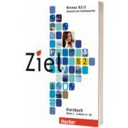 Ziel B2. Band 2. Paket Kursbuch und Arbeitsbuch mit Lerner-CD-ROM, Rosa Maria Dallapiazza, HUEBER