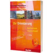 Zur Orientierung. Kursbuch mit Audio-CD Basiswissen Deutschland A2-B1, Ulrike Gaidosch, HUEBER
